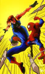 Unncany X-Men 346 [Photoshop Colour]