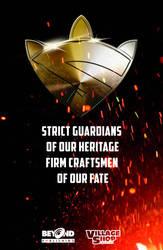 Strict Guardian Teaser Poster