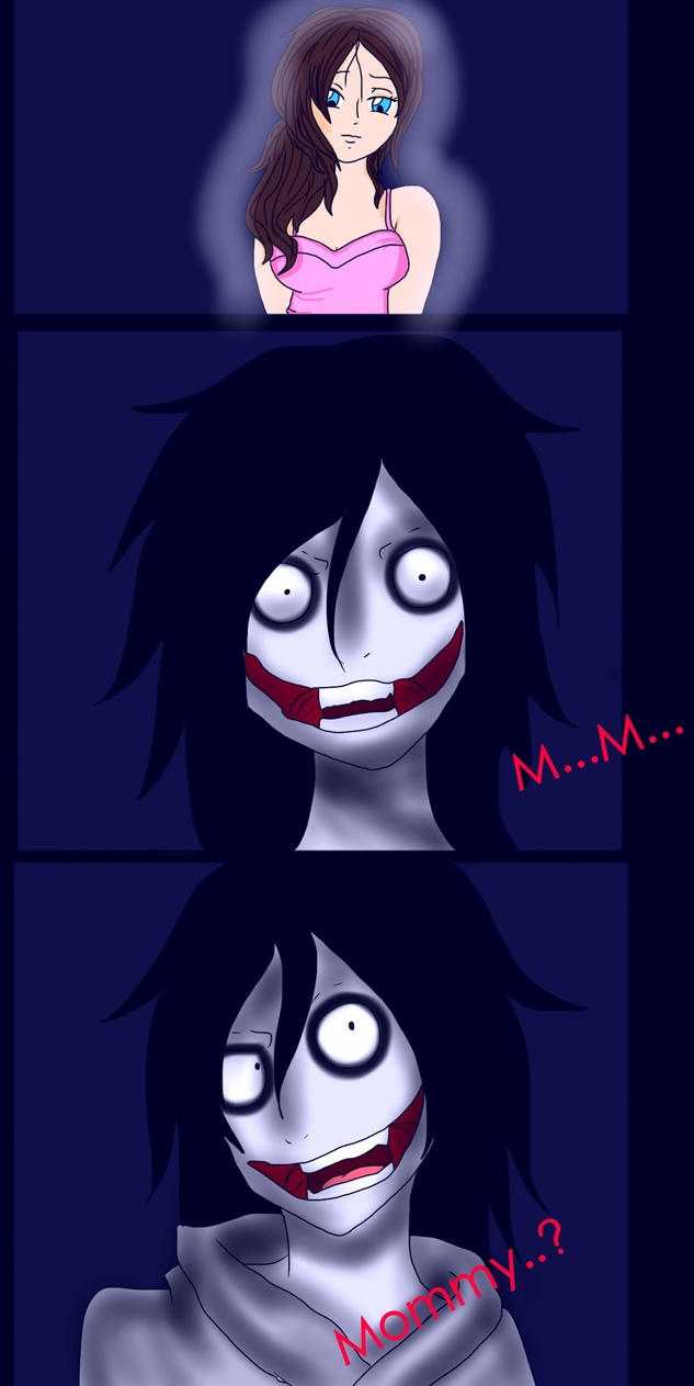 Jeff vs Jane the killer page 14 by Helen-RubiTH on DeviantArt