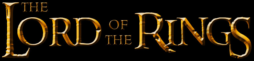 the lord of the rings logochimericfx79 on deviantart
