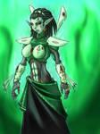 Xenos Warrior Princess