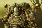 Thuropsis, Warlock of Nurgle