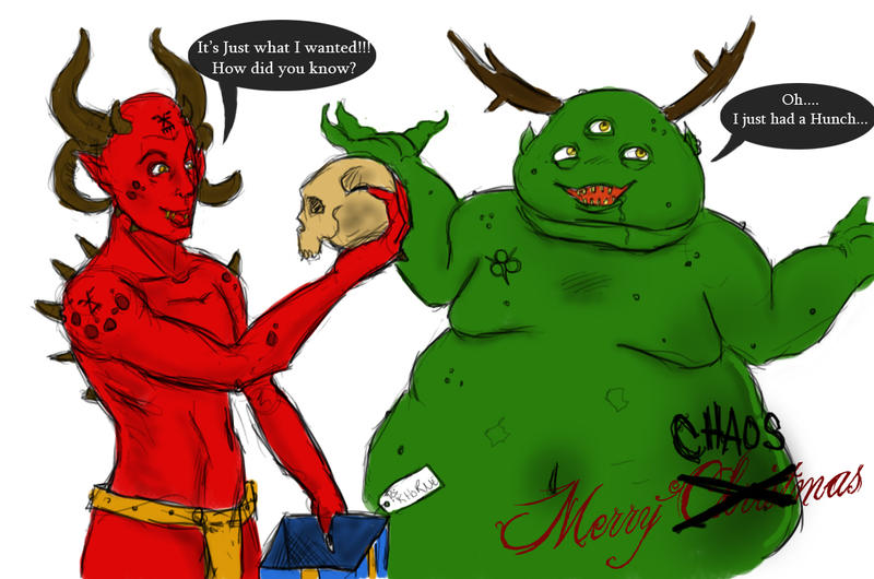 Humour 40K A_Very_Scary_X_mas_by_Graphite_Dream