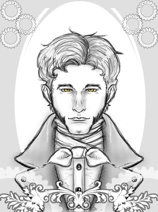 [Jeu] Le bal des masques du posteur du haut - Page 3 Gentleman_portrait_by_graphite_dream-d5dtil3