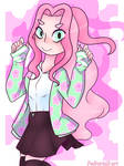 Pretty pink by Pedrariall-art