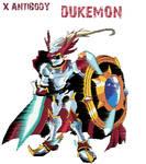 X-DUKEMON
