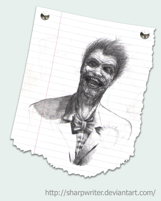 The Joker by SharpWriter