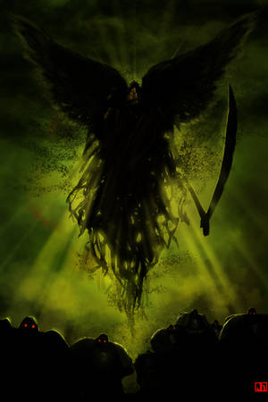 I am the bringer of Death