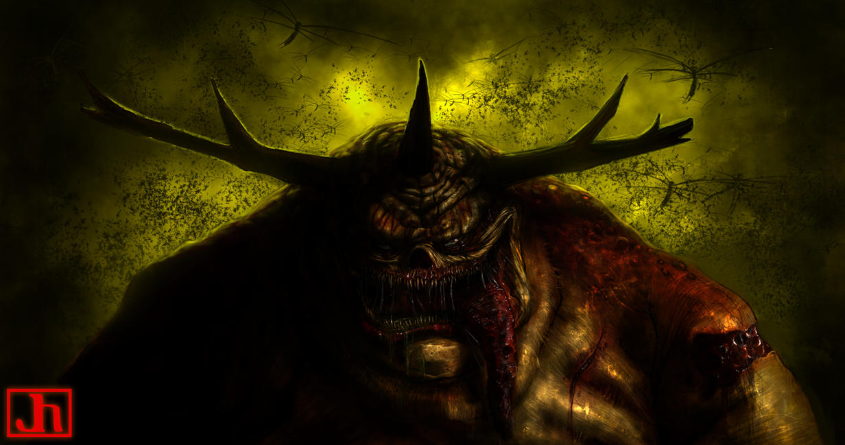The Great Unclean One by SharpWriter