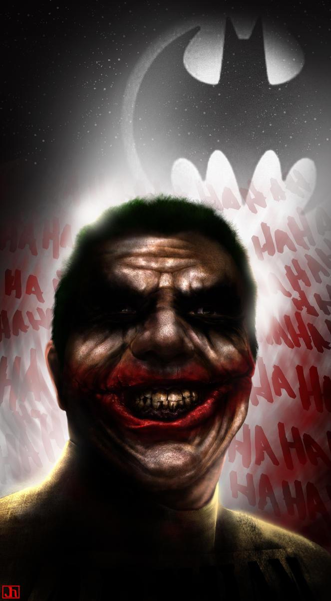 Joker by SharpWriter