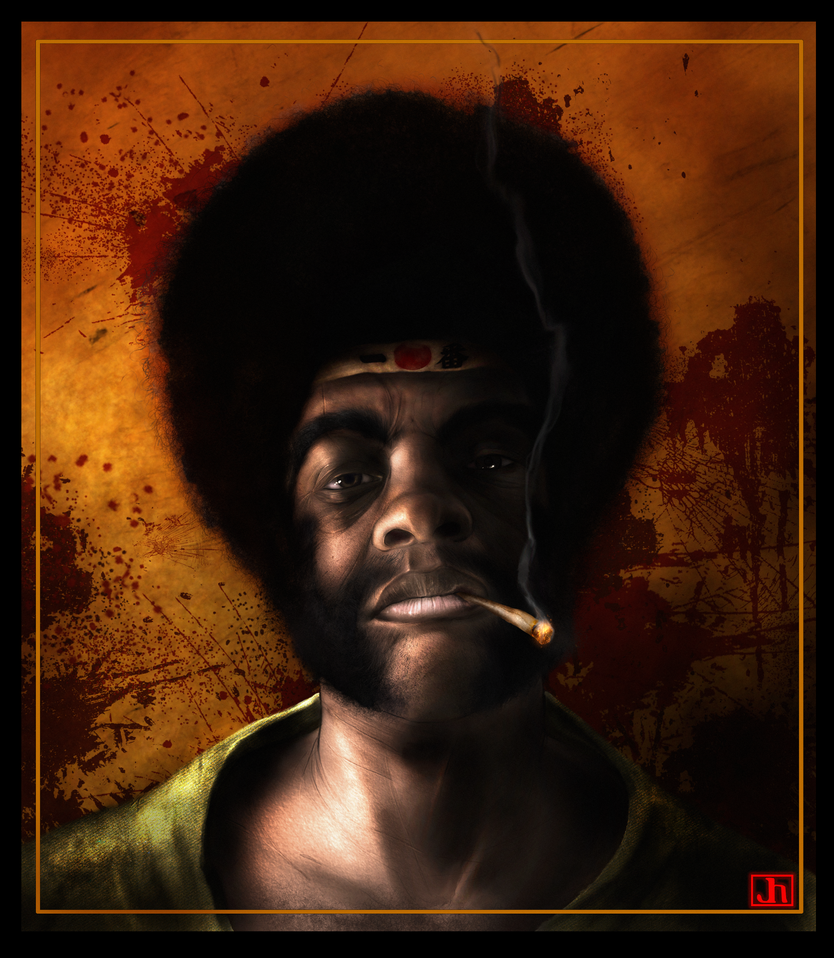 Afro: Resurrection by SharpWriter