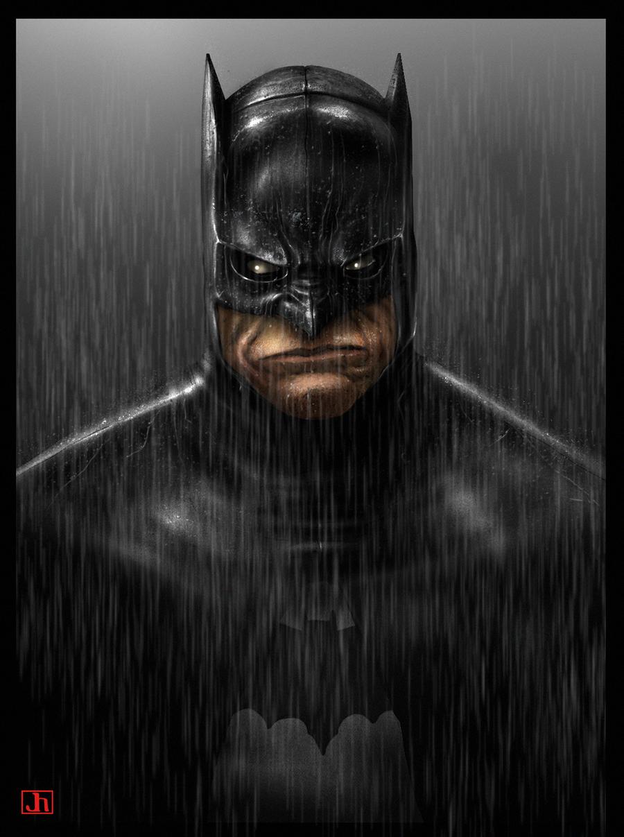 Batman by SharpWriter