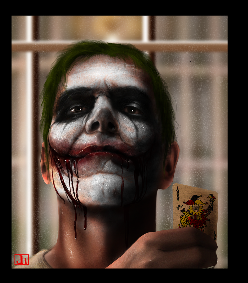 JOKER WizardWorl by SharpWriter