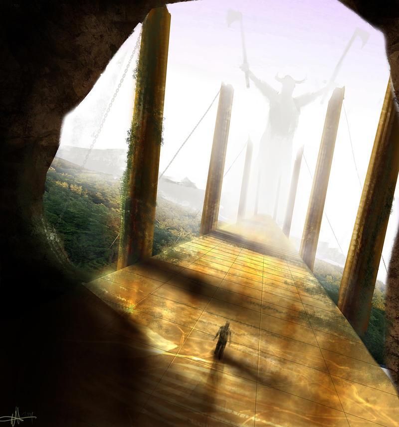 Welcome to Valhalla by SharpWriter on DeviantArt