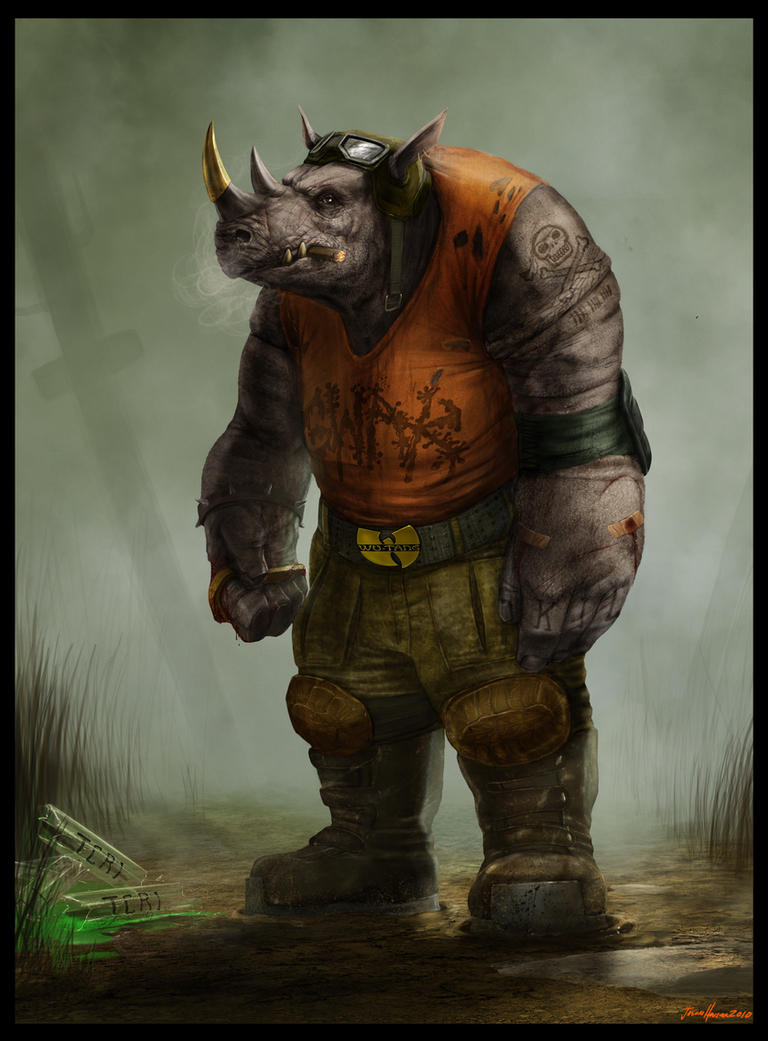 RockSteady by SharpWriter