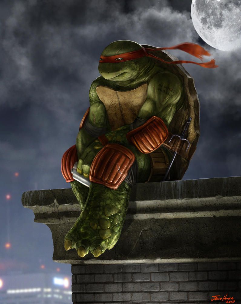 Raphael by SharpWriter