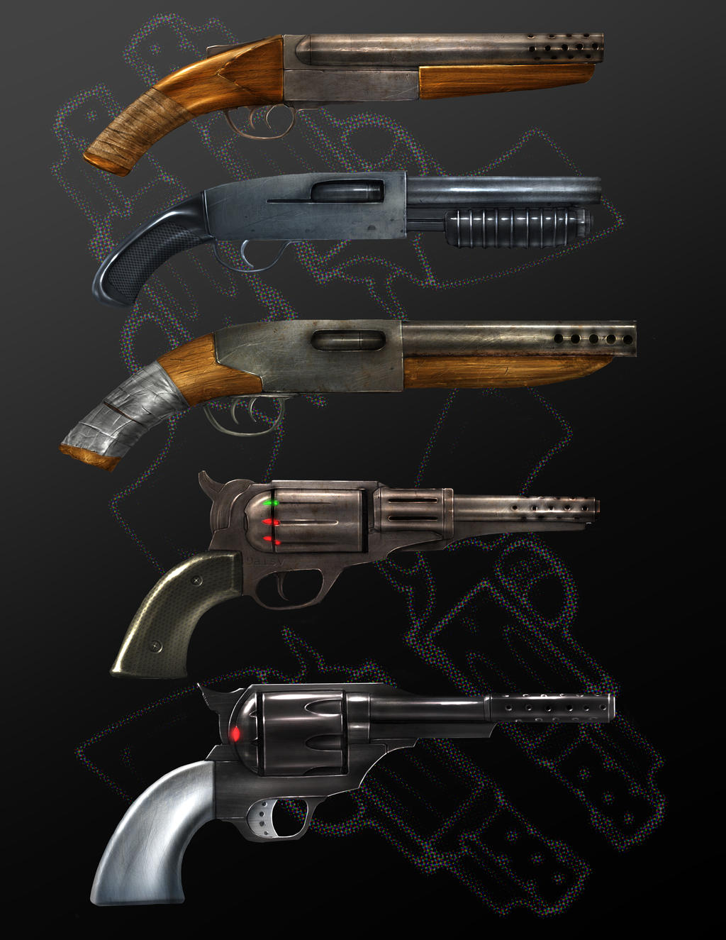Gunz by SharpWriter