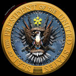 New Clean Presidential Seal