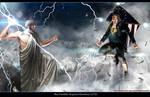 Ben Franklin VS. Zeus