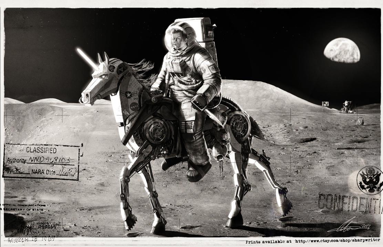 John F. Kennedy Alien Hunter Classified by SharpWriter