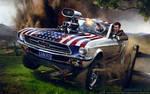 Ronald Reagan The Liberator by SharpWriter