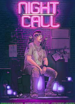 NightCall BoxArt