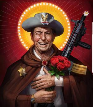 Saint Reagan
