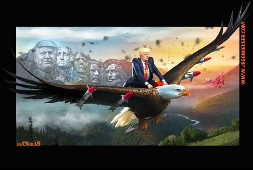 2018: Trump's NeverEnding Story