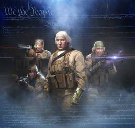 Seal Team 1776