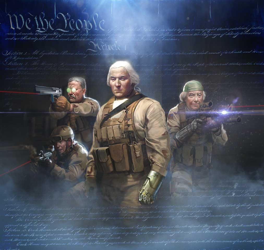 Seal Team 1776 by SharpWriter