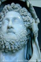 Commodus as Hercule by Cycia