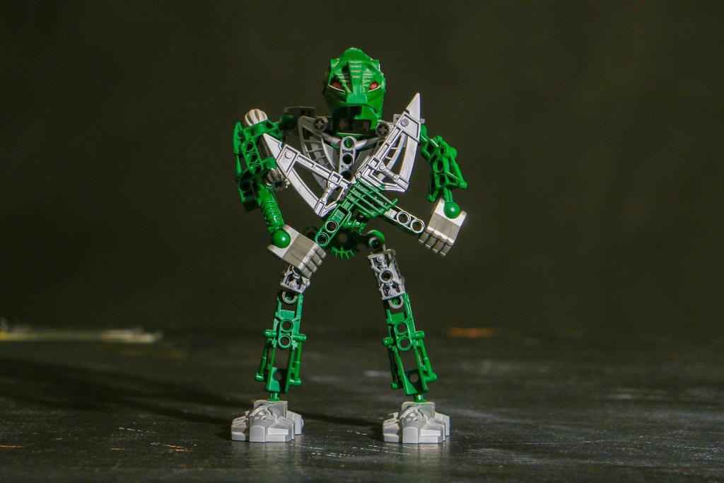 Bionicle - Toa Hordika Matua (#2) by Epic-evan
