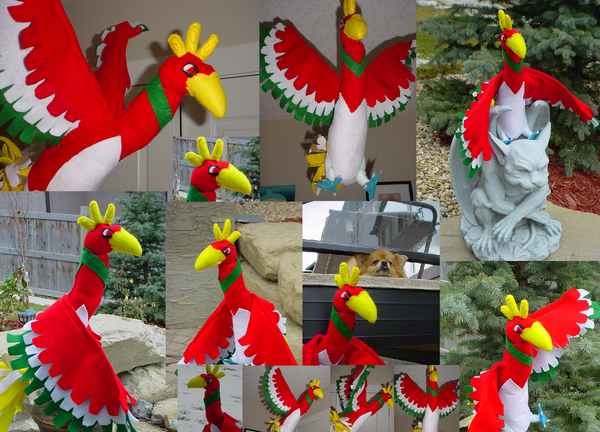 Ho - Oh Plush. by Zuzyy