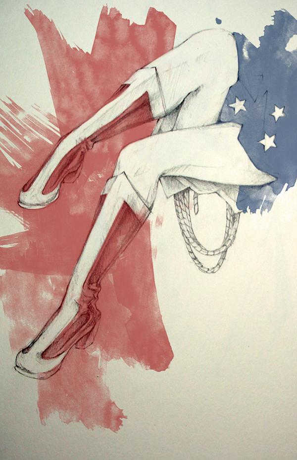 DC Girls Teaser: Legs by kiksology