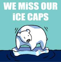 Save the Polar Bears by kiksology