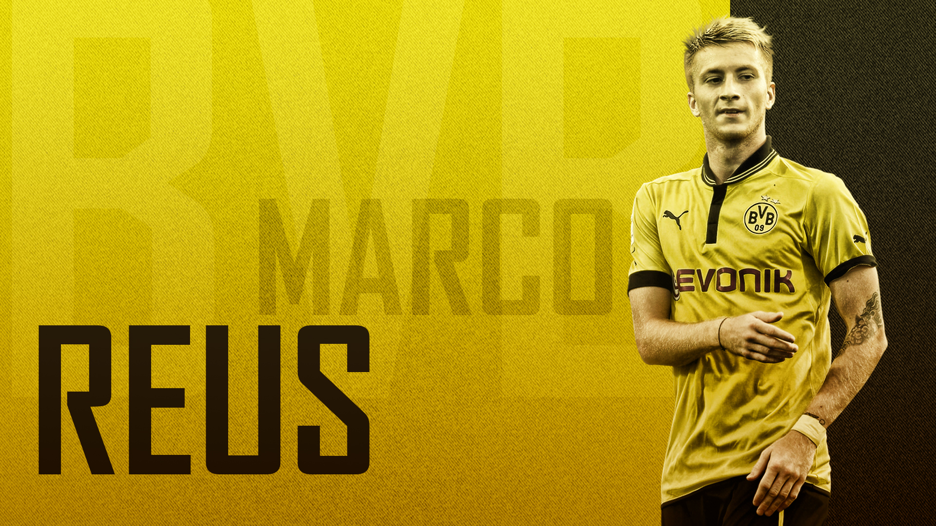 Marco Reus Wallpaper by Kerimov23 on DeviantArt