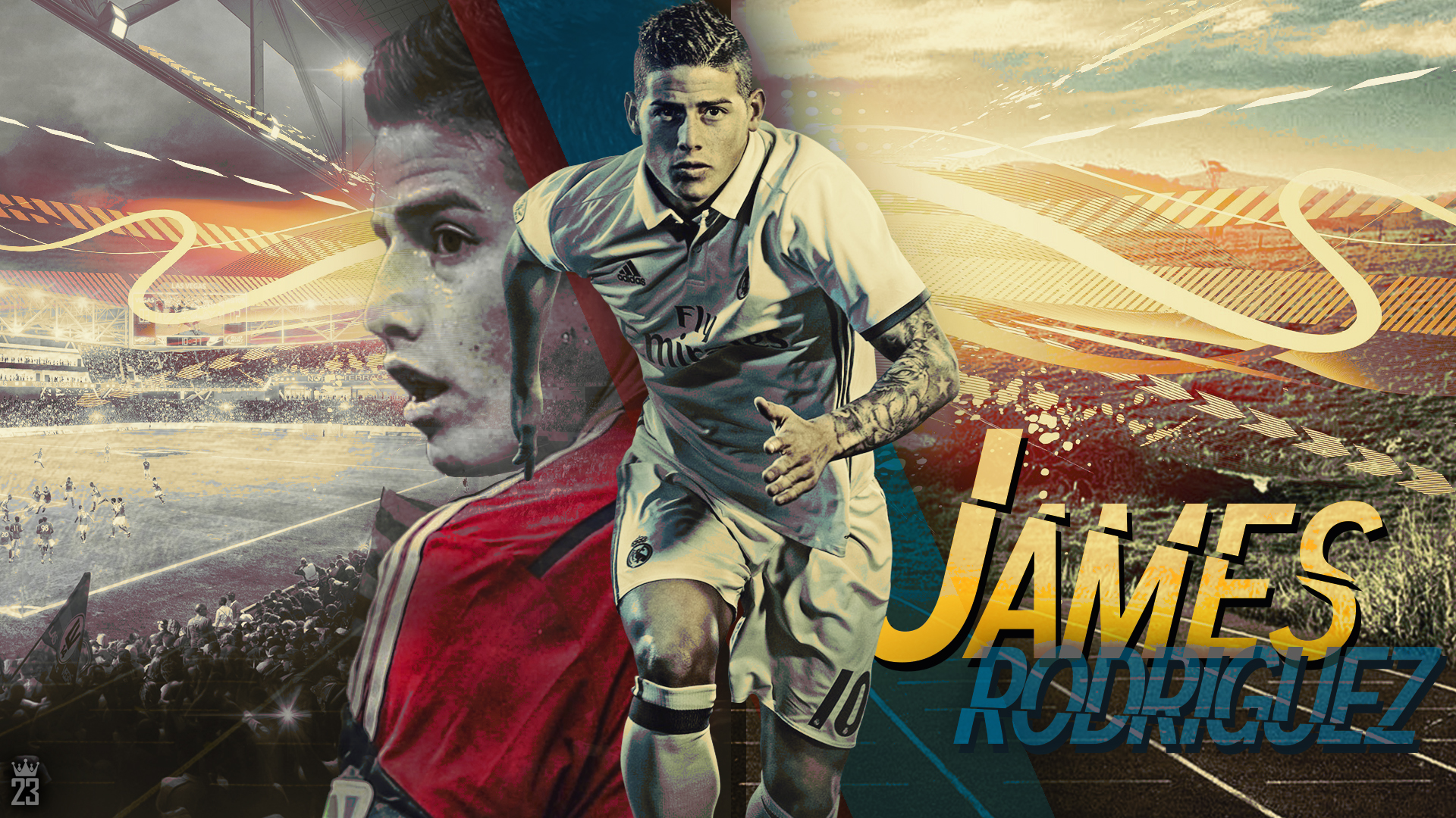 James rodriguez hd wallpaper by kerimov23 on deviantart - James rodriguez wallpaper hd ...