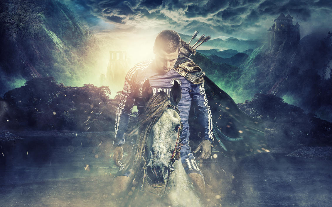 Eden Hazard The Warrior Hd Wallpaper By Kerimov23 On HD Wallpapers Download Free Images Wallpaper [1000image.com]