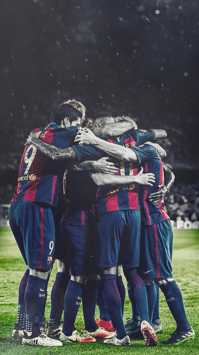 FC Barcelona - HD Mobile Wallpaper by Kerimov23 on DeviantArt