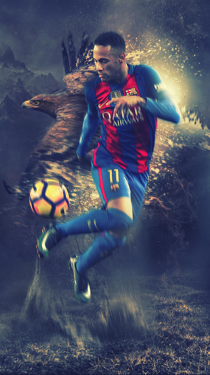 Hd wallpaper neymar - Neymar Hd Wallpaper By Kerimov23
