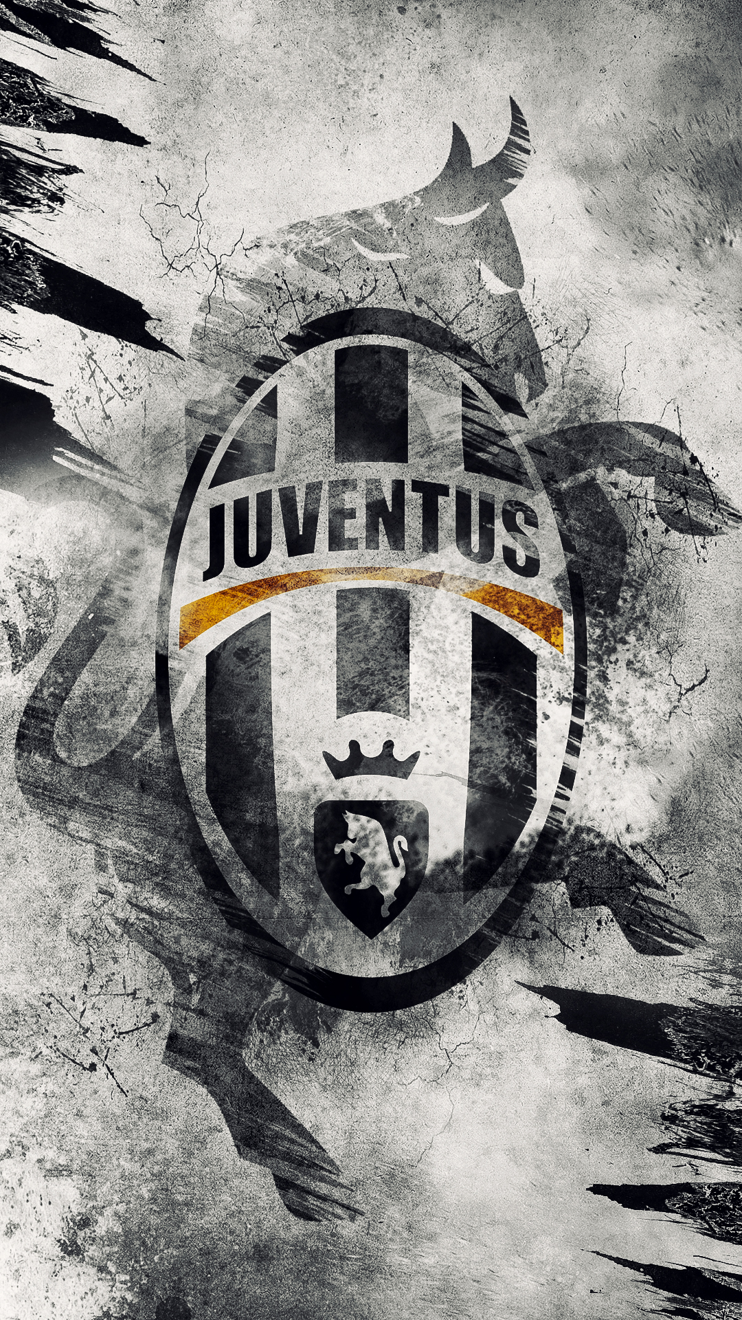 Juventus hd logo wallpaper by kerimov23 on deviantart for Sfondo juventus hd