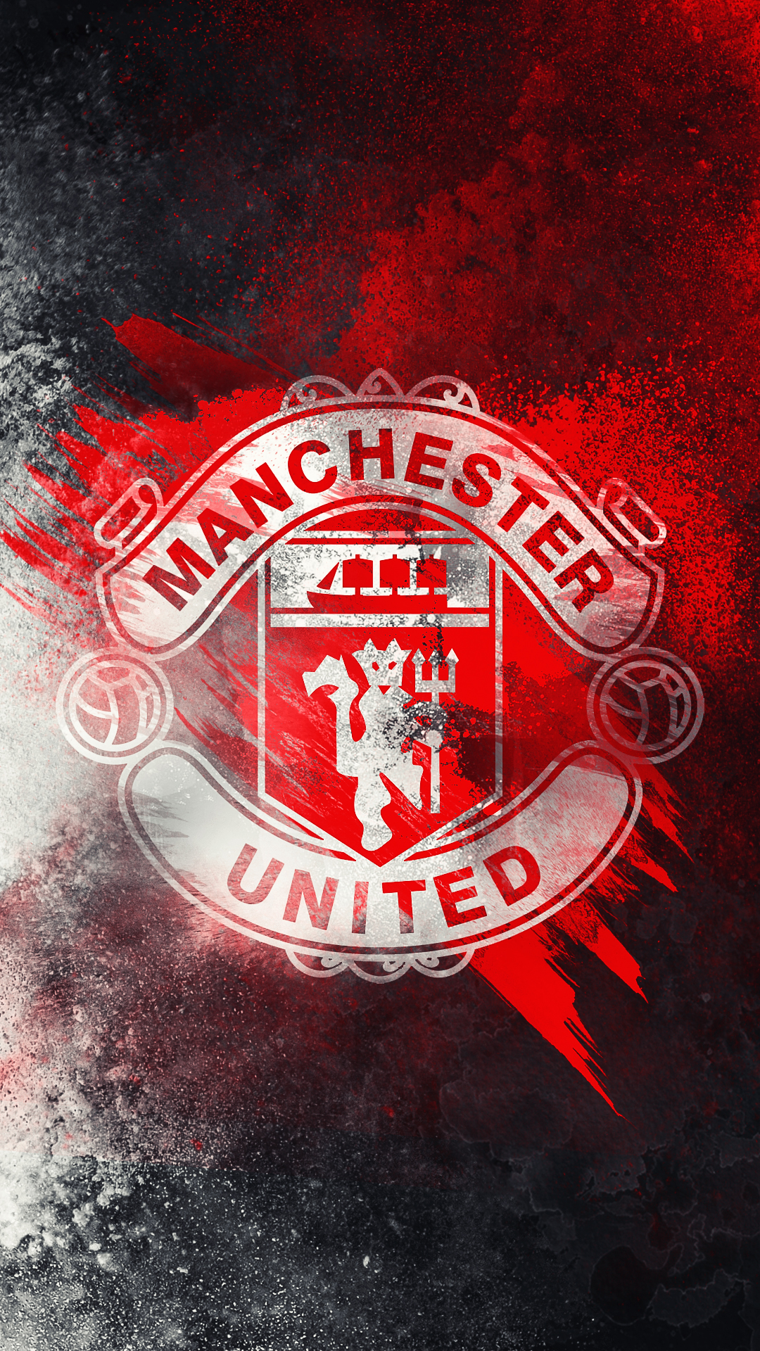 Manchester United - HD Logo Wallpaper by Kerimov23 on ...