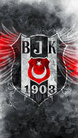 Besiktas JK - HD Logo Wallpaper