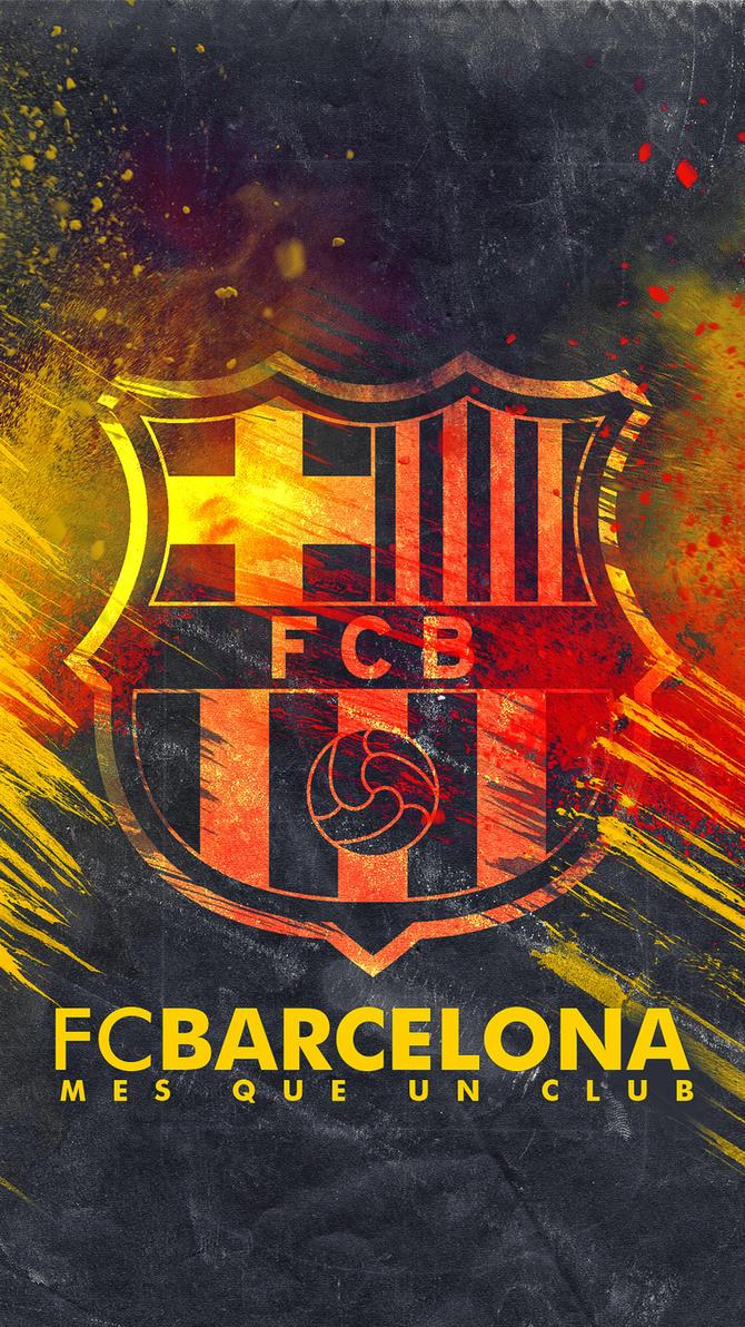 Barcelona hd logo wallpaper by kerimov23 on deviantart barcelona hd logo wallpaper by kerimov23 voltagebd Choice Image