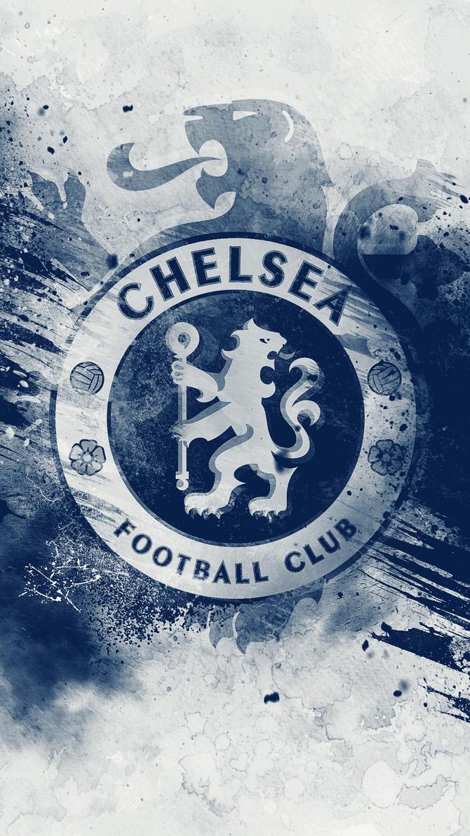 Chelsea hd logo wallpaper by kerimov23 on deviantart - Chelsea wallpaper 2018 hd ...