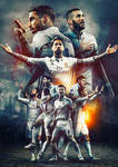 Real Madrid - HD Wallpaper