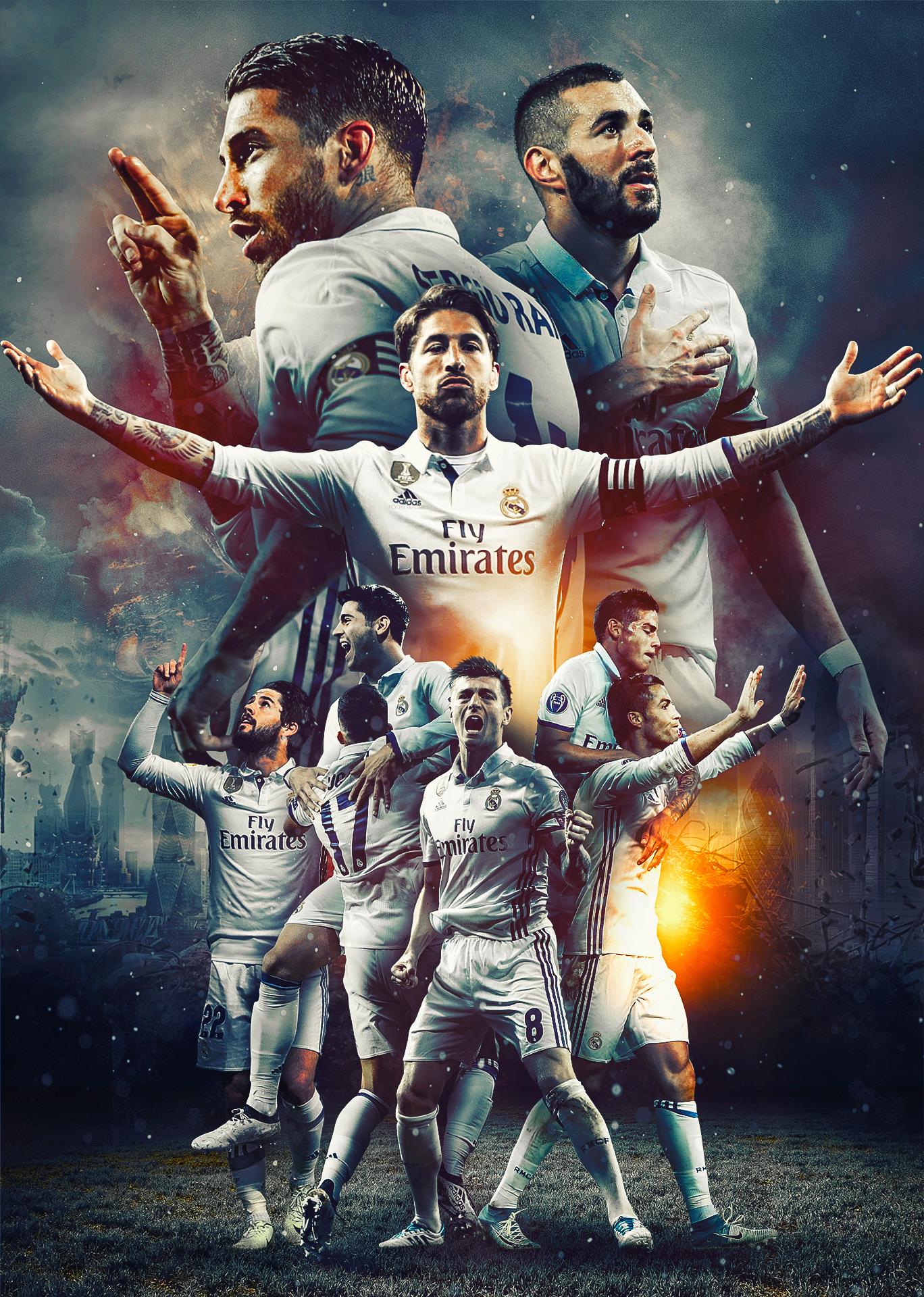 Real Madrid Hd Wallpaper By Kerimov23 On Deviantart