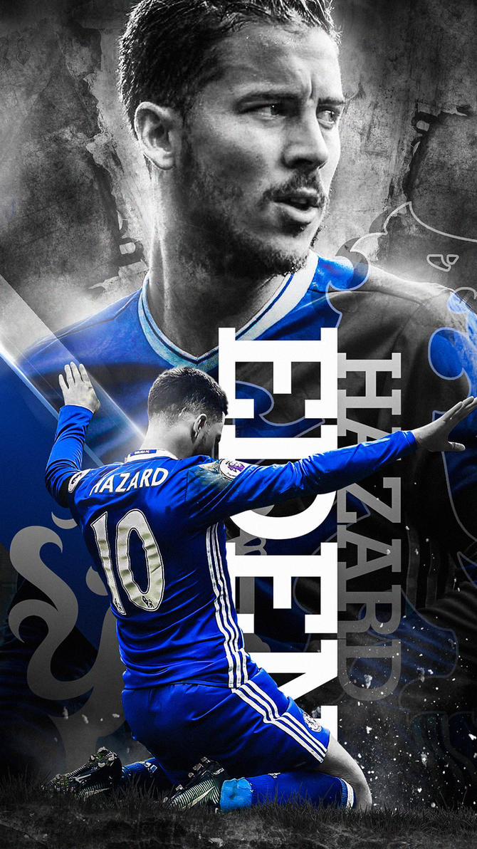 Eden hazard hd wallpaper by kerimov23 on deviantart eden hazard hd wallpaper by kerimov23 voltagebd Image collections