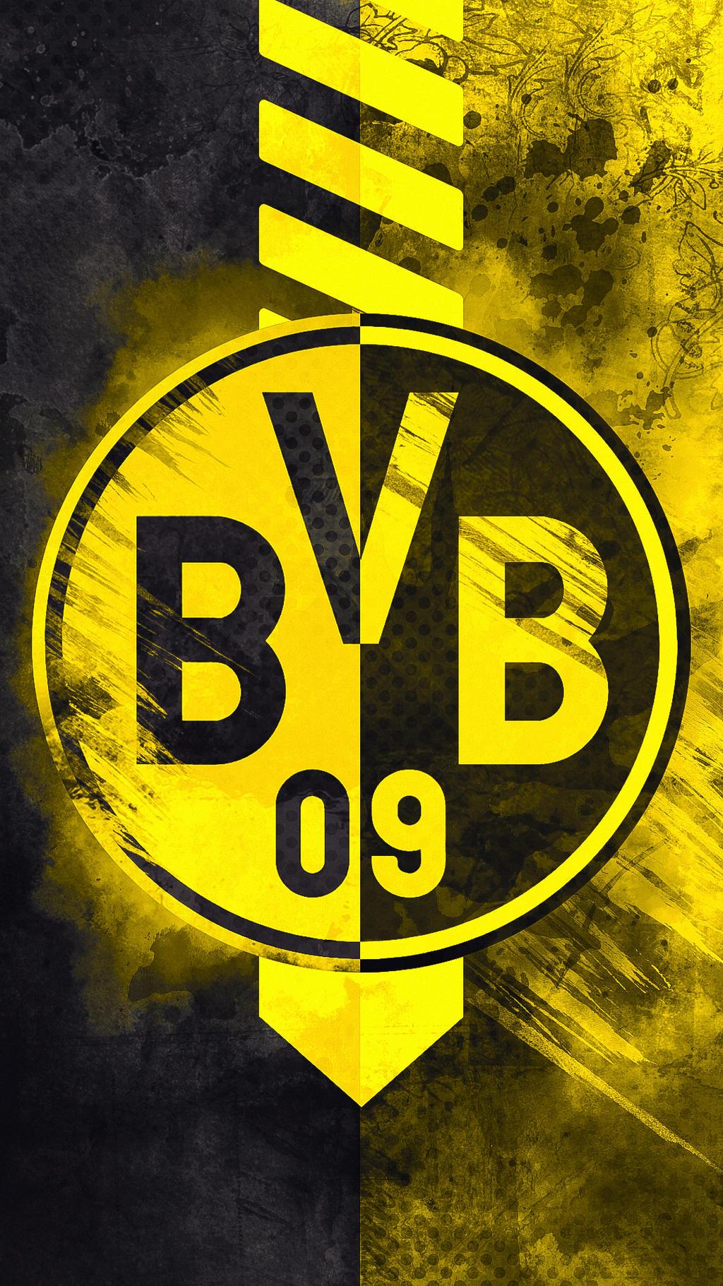 Borussia Dortmund Hd Logo Wallpaper By Kerimov23 On Deviantart