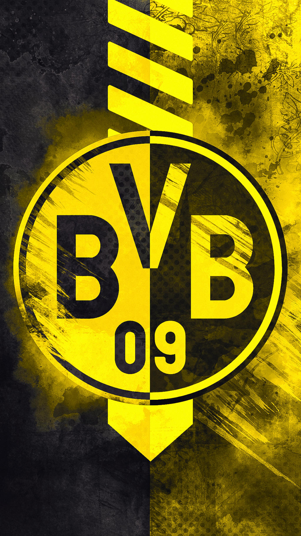 Borussia Dortmund - HD Logo Wallpaper